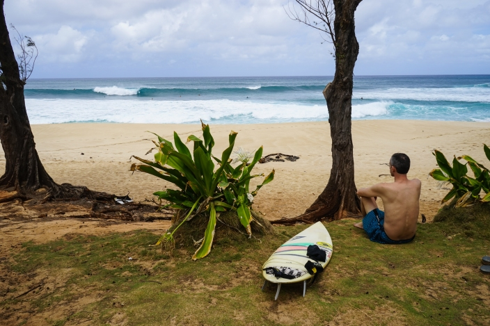 Rocky Point, North Shore Oahu.
