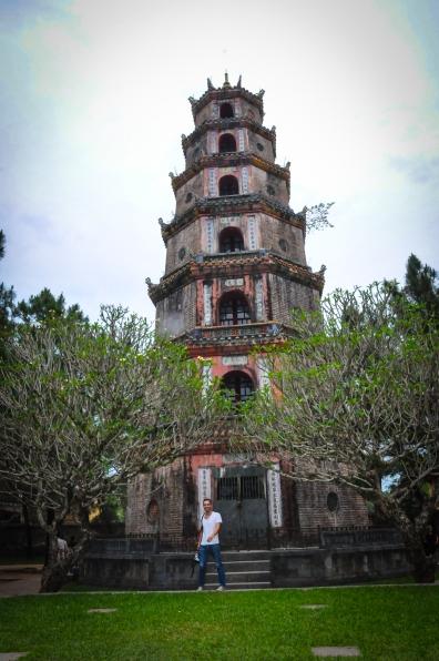 Thien Mu temple