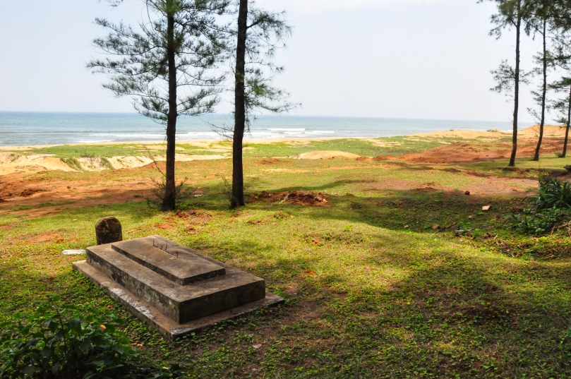 You can pick and choose where to be buried in Vietnam.  You can guarantee your passed on self of a sea view.